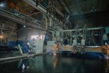 801001 alta temperatura PLASMA ACCIAIO TORCIA acciaieria TRENTON NOVA SCOTIA CANAD