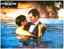 PERMIS DE TUER 8 Photos Cinéma / Lobby Cards JAMES BOND TIMOTHY DALTON