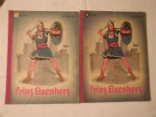 Prinz Eisenherz Band 4 und Band 5 Badischer Verlag