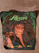 Poison back patch