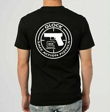 Glock Perfection Handgun Pistol Logo T-Shirt Size S M L XL 2XL 3XL