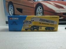 CORGI - AEC BOX TRAILER SET - FERRYMASTERS - 1/50 SCALE MODEL - 21301