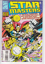 Star Masters-1995-Issue 1-Marvel Universe-Comic