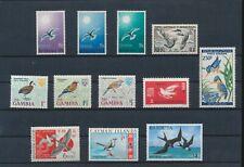 LM41130 World animals fauna flora birds fine lot MNH