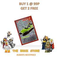 LEGO - #135 - MOTORBOAT - CREATE THE WORLD TRADING CARD - BESTPRICE + GIFT - NEW