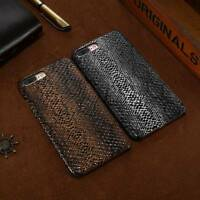 Snake Skin Hard Phone Case for iPhone 7 7 Plus 6 6s/Plus 5 SE Samsung Galaxy S7
