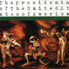 The Presidents of th - Presidents of the United States of America [New CD]