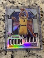 2020-21 Panini Prizm ANTHONY DAVIS Down Town SILVER PRIZM Lakers No. 15