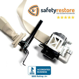 Fits TOYOTA CAMRY Seat Belt Repair SERVICE After Accident Rebuild Fix Locked