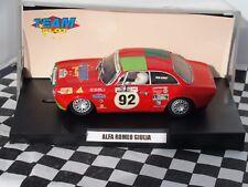 FN Team Slot 11101 ALFA ROMEO Giulia Sprint GTA #92 Fran Alonso-juan Scrape