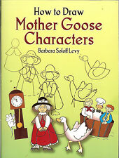 How to Draw Mother Goose Characters NEW PB