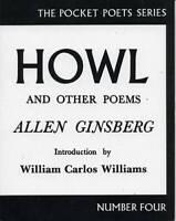 Howl and Other Poems (City Lights Pocket Poets, No. 4) - Paperback - GOOD