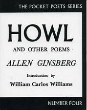 Howl and Other Poems (City Lights Pocket Poets, No. 4) - Paperback - Good