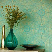 tapete ps floral bl tter palmen v gel tropisch 05550 40. Black Bedroom Furniture Sets. Home Design Ideas