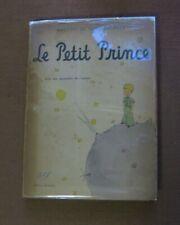 LE PETIT PRINCE by Antoine de Saint-Exupery -1951 1st Gallimard HCDJ - French