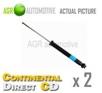 2 x CONTINENTAL DIRECT REAR SHOCK ABSORBERS SHOCKERS STRUTS OE QUALITY GS3216R
