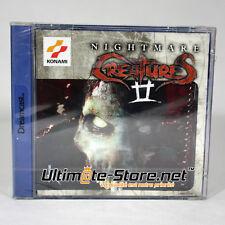 Nightmare Creatures II pour Dreamcast