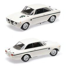 1 18 Minichamps Alfa Romeo GTA 1300 Junior 1971 White/darkgreen