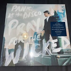 Panic! At The Disco - Pray For The Wicked Vinyl Record LP (Brand New, Sealed)