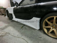 FRP Fiber Glass RE-GT Style Side Skirt Fit For 92-97 Mazda RX7 FD3S