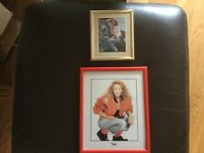 More details for framed picture of kylie minogue