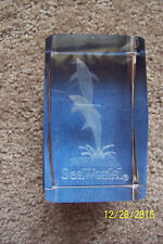 Sea World Dolphin Paperweight