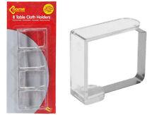 Tovaglie in plastica trasparente