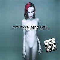 Mechanical Animals von Marilyn Manson   CD   Zustand gut