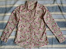 Girls' Floral Long Sleeve Shirts & Blouses (2-16 Years)