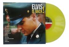 Elvis Is Back! 180g LP Coloured Vinyl Record Soldier Boy Make me know it +more