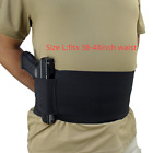 30-48inch Concealed Carry Pistol Holster Elastic Abdominal Belly Band Holster