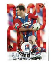 2003 SELECT XL PLAYER OF 2002: ANDREW JOHNS  NEWCASTLE KNIGHTS