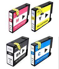 4x Patronen für Canon kompatibel MAXIFY MB5450 iB4150 MB5155 MB5455 iB 4000 4100