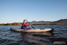 Sea Eagle 393 RazorLite Kayak sleek looking for faster paddling & transportable