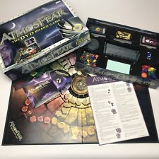 Atmosfear The Gatekeeper DVD Board Game 2003 Vivid Games Family Fun Christmas