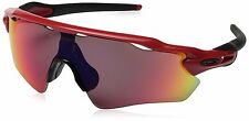 New OAKLEY Radar EV Path - Redline Frame w/ OO Red Iridium Polarized OO9208-08