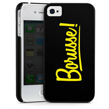 Apple iPhone 4 Premium Case Cover - BVB Borusse