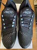 Nike Air Max 270 Women's Black DH1080-001 Women's 7.5 Shoes New No BOX LID