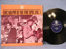 Eric Dolphy At The Five Spot, Vol. 1, Prestige PRST 7611, 1969, Post Bop, Modal