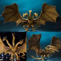 2019 HC Toys S.H. MonsterArts King Ghidorah Godzilla Action Figure New Nobox