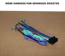 Audio estéreo radio coche kenwood dnx Ddx 22 pines arnés de cableado Telar conector ISO
