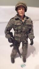 1/6 M&C Toys Action Figure Soldier  Blond Hair LOT B513