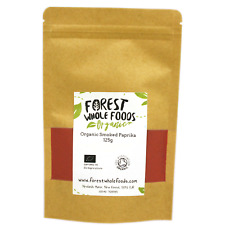 Forest Whole Foods Organic Smoked Paprika 125g