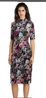 """ADRIANNA PAPELL DRESS/PLUS SIZE/RETAIL$149/SIZE 14W/LENGTH 44""""/LINED/NEW"""