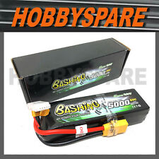 Gens Ace 14.8v 5000mah 50c 4s RC Lipo Battery Xt90 Truck Buggy Bashing Soft Case