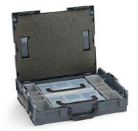 L Boxx 102 Werkzeugkoffer Sortimentskasten | Einlage Insetboxen-Set L-Boxx Mini