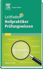 Leitfaden Heilpraktiker Prüfungswissen | Buch | Sehr gut