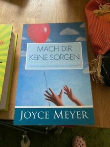 Joyce Meyer : Mach dir keine Sorgen