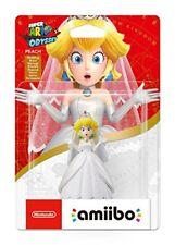 Super Mario amiibo boda Melocotón (Nintendo Interruptor)