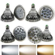 Dimmable E27 E26 PAR16 PAR30 PAR38 9W 10W 30W 36W LED Light Bulb High Power Lamp